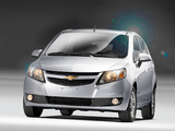 Chevrolet Sail Hatchback 2010 images