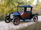 Chevrolet Royal Mail Roadster (H-2) 1914–16 pictures