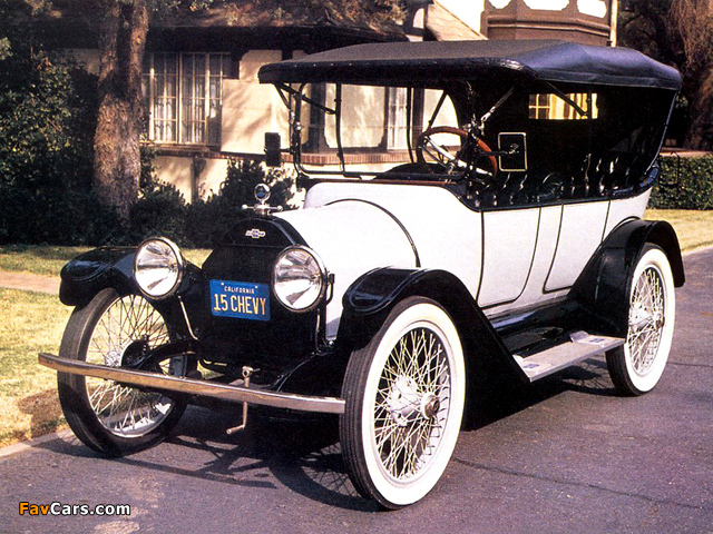 Pictures of Chevrolet Baby Grand Touring (H-4) 1914–16 (640 x 480)