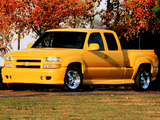 Chevrolet Silverado Greg Norman Hot Rod Concept 1998 pictures