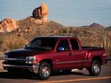 Chevrolet Silverado Flareside 1999–2002 photos