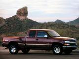 Chevrolet Silverado Flareside 1999–2002 pictures