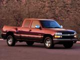 Chevrolet Silverado Flareside 1999–2002 wallpapers