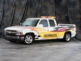 Chevrolet Silverado Pace Truck 2001 photos