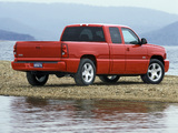 Chevrolet Silverado SS Extended Cab 2002–07 images
