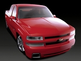 Chevrolet Silverado SST Concept 2002 photos