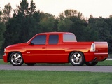 Chevrolet Silverado SST Concept 2002 pictures
