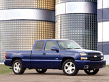 Chevrolet Silverado SS Extended Cab 2002–07 pictures