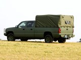 Chevrolet Silverado Military Vehicle 2004–06 photos