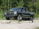 Chevrolet Silverado 2500 HD Crew Cab Enhanced Mobility Package 2004–07 wallpapers