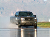 Chevrolet Silverado Hydrogen Military Vehicle 2005 images