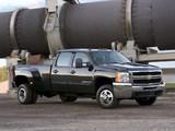 Chevrolet Silverado 3500 HD Crew Cab 2007–10 images