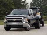 Chevrolet Silverado 3500 HD Crew Cab 2007–10 photos