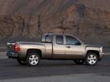 Chevrolet Silverado Extended Cab 2007–13 photos