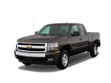 Chevrolet Silverado Extended Cab 2007–13 pictures