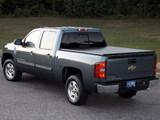 Chevrolet Silverado Crew Cab 2007–13 pictures