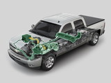 Chevrolet Silverado Hybrid Crew Cab 2008 wallpapers