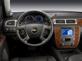 Chevrolet Silverado 2500 HD Z71 Crew Cab 2010–13 images