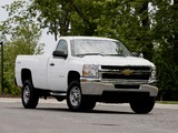 Chevrolet Silverado 2500 HD Regular Cab 2010–13 photos