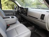 Chevrolet Silverado 3500 HD Crew Cab 2010–13 pictures