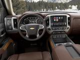 Chevrolet Silverado High Country Crew Cab 2013 images