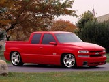 Images of Chevrolet Silverado SST Concept 2002