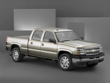 Images of Chevrolet Silverado Performance Diesel Concept 2004