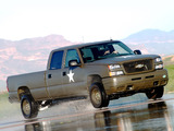 Images of Chevrolet Silverado Hydrogen Military Vehicle 2005