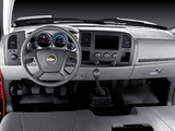 Images of Chevrolet Silverado 3500 HD Chassis Cab 2010–13