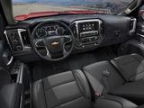 Images of Chevrolet Silverado LTZ Crew Cab 2013