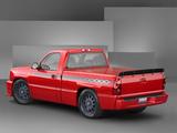 Photos of Chevrolet Silverado Speedway Edition Concept 2004