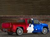 Photos of Major League Baseball Chevrolet Silverado Concept 2007