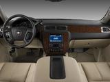 Photos of Chevrolet Silverado 2500 HD Extended Cab 2007–10