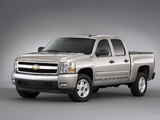 Photos of Chevrolet Silverado Hybrid Crew Cab 2008