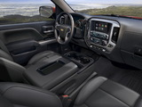 Photos of Chevrolet Silverado LTZ Crew Cab 2013
