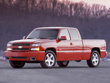 Pictures of Chevrolet Silverado SS Extended Cab 2002–07