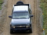 Pictures of Chevrolet Silverado 2500 HD Crew Cab Enhanced Mobility Package 2004–07