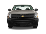Pictures of Chevrolet Silverado Regular Cab 2007–13