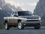 Pictures of Chevrolet Silverado Extended Cab 2007–13