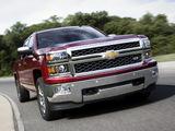 Pictures of Chevrolet Silverado LTZ Crew Cab 2013