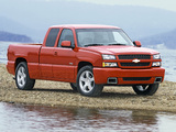 Chevrolet Silverado SS Extended Cab 2002–07 wallpapers