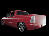 Chevrolet Silverado SST Concept 2002 wallpapers