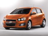 Chevrolet Sonic 5-door 2011 pictures