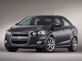 Chevrolet Sonic Dusk 2012 images