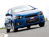 Chevrolet Sonic Sedan TH-spec 2012 pictures