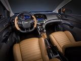 Photos of Chevrolet Sonic Z-Spec Concept 2011