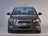 Photos of Chevrolet Sonic Sedan 2011