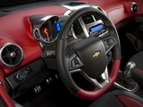 Pictures of Chevrolet Sonic Z-Spec #1 Concept 2011