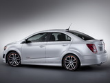 Pictures of Chevrolet Sonic Z-Spec 2.5 Concept 2012