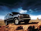 Photos of Chevrolet Sonora (GMT840) 2000–06